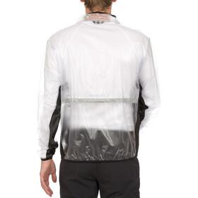 Fox MX Fluid Jacket Miehet takki Men , läpinäkyvä